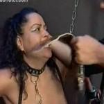 本格的なSM拷問 拘束具で縛り付けての調教【無修正】